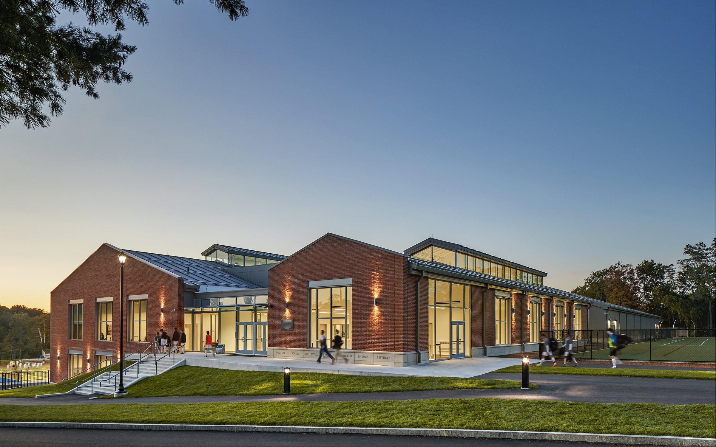 Windover St Johns Prep Wellness Center_Exterior