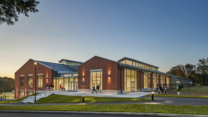St. John's Prep Wellness Center