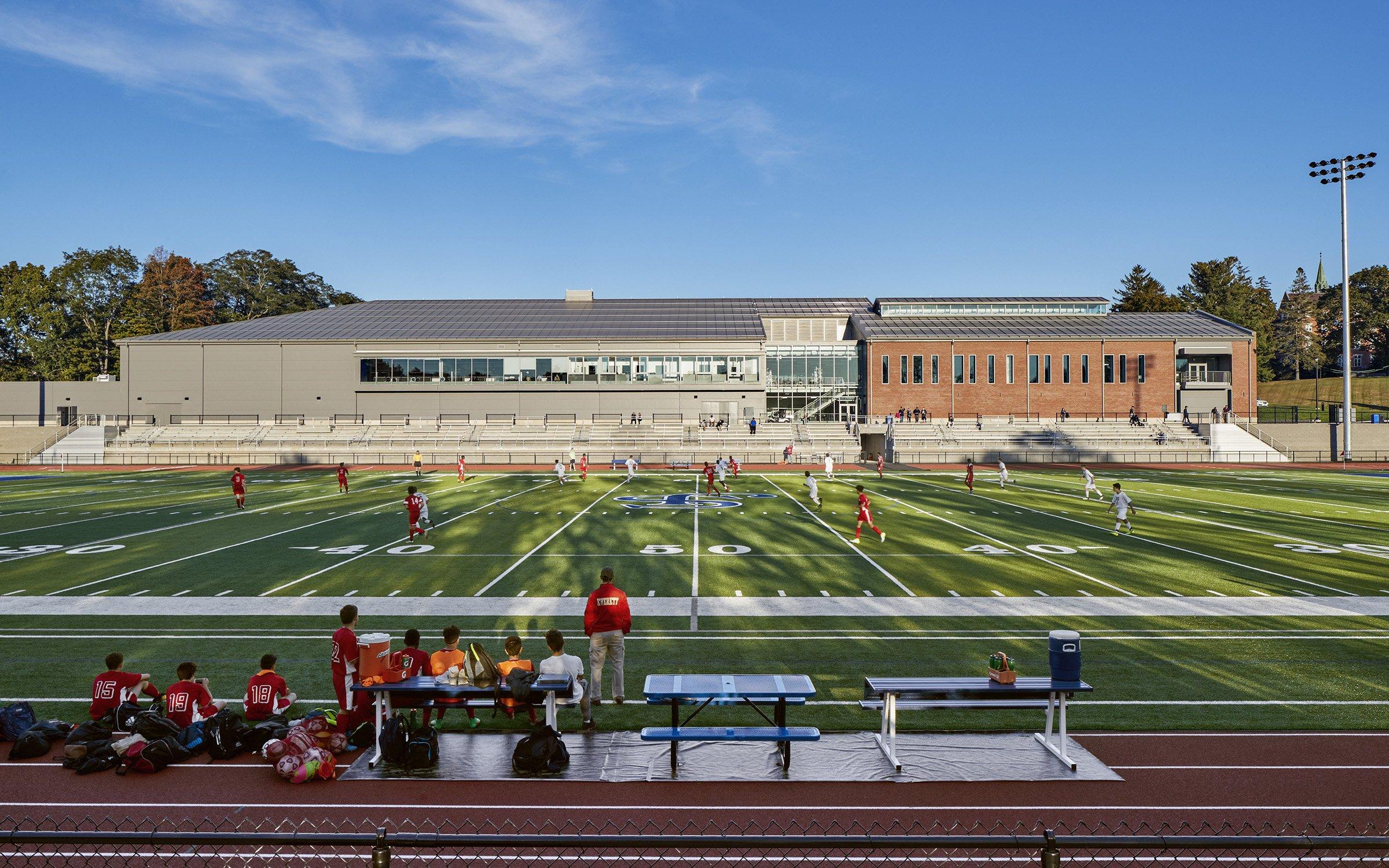 Windover St Johns Prep_Wellness Center Field